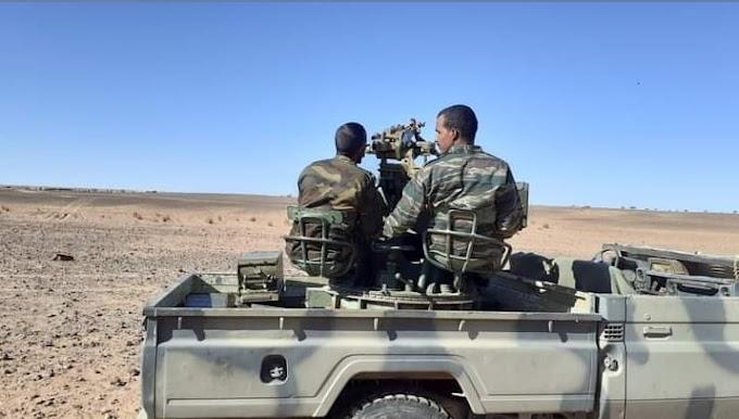 El Ejército de Liberación Saharaui reconcentra sus ataques en Touizgui, sur de Marruecos.