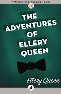 Plain green book cover with a black bowtie on the front