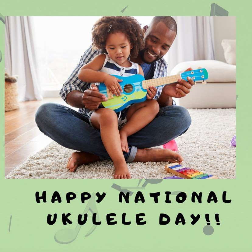 National Ukulele Day Wishes Lovely Pics