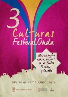 Festival Onda 3 CULTURES Menestrils