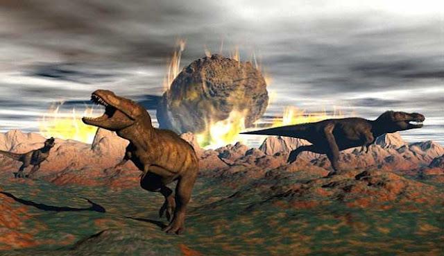 setidaknya telah melanda bumi semenjak zaman prasejarah 5 KEPUNAHAN MASSAL PALING MENGHANCURKAN DI BUMI