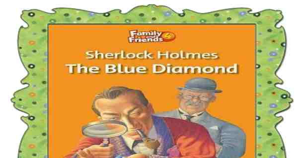 شيتات اسئلة قصة the blue diamond بالترجمة مع الاجابات النموذجية