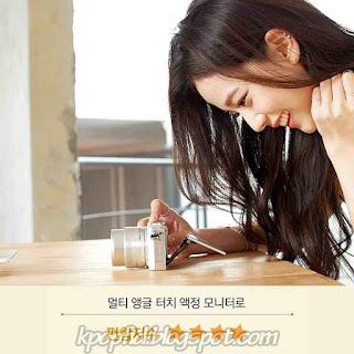Foto Cantik Jisoo Black Pink pre debut