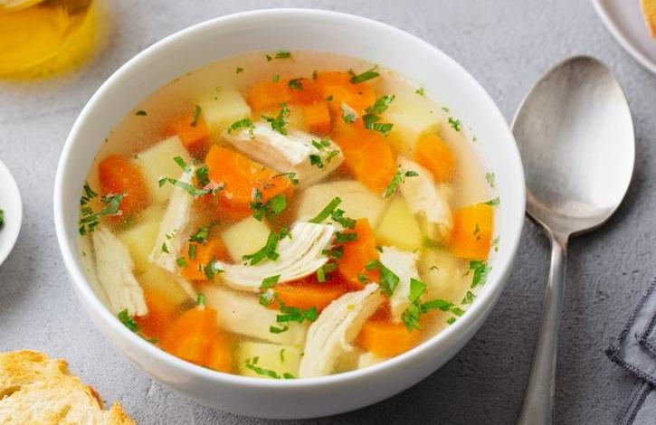Rumah Dosen - Jahe dan sup