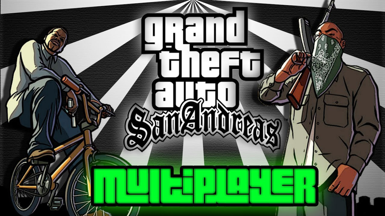 apk4fun: GTA San Andreas Multiplayer MOD For PC & Android