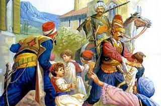 1821-2021: Το παιδομάζωμα στα χρόνια της Τουρκοκρατίας