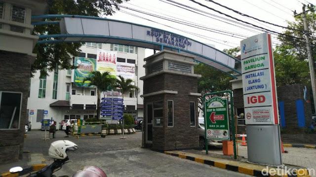 rumah sakit terdekat di kota semarang