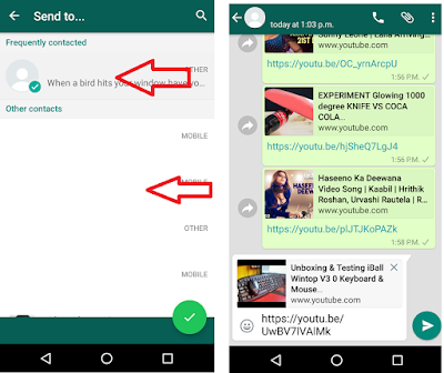 How to Share Youtube Video on WhatsApp Contacts & Groups,how to share youtube video on whatsapp,video sharing on whastapp,how to send video on whatsapp,send music,share file,document,location,picture,share youtube channel on whatsapp,share video to select contacts,share youtube videoto whatsapp groups,how to share video,youtube video on whatsapp,whatsapp youtube,personal video,only send to contact,only group,hide video,whatsapp new tips & tricks Share Youtube Video on WhatsApp Contacts & Groups