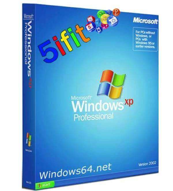 Windows XP SP3 ISO Full Version Free || With Product Key