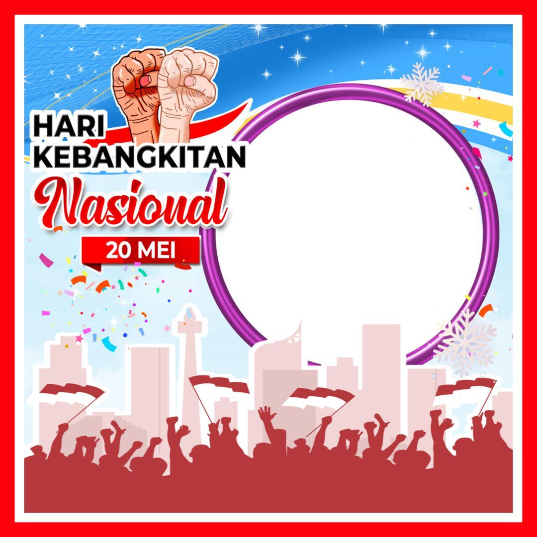 Link Twibbon Hari Kebangkitan Nasional 20 Mei