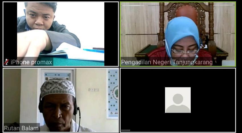 Korupsi DD, Mantan Kakam Menanga Jaya Divonis Lima Tahun Penjara