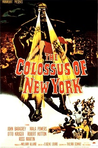 Watch The Colossus of New York Online Free in HD