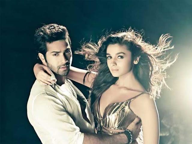 Varun Dhawan with Alia Bhatt