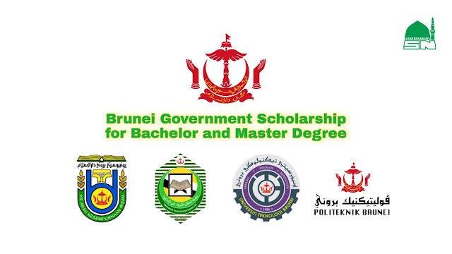 Beasiswa Pemerintah Brunei Darussalam untuk Sarjana dan Magister