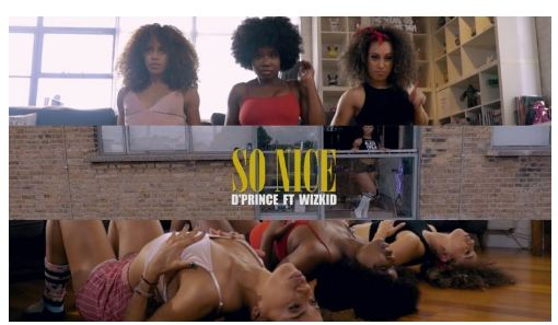 VIDEO: D'Prince ft. Wizkid – So Nice [Mp4 Download]