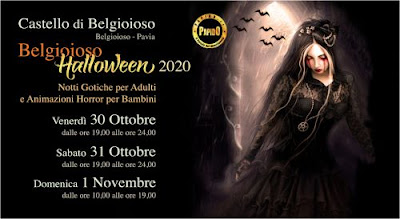 Feste party di Halloween 2020