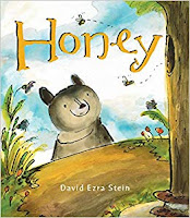 Honey book cover