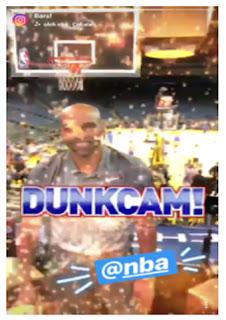 NBA Basket Ball Filter