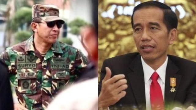 Tagih Janji Jokowi soal Tunjangan TNI-Polri Naik 70 Persen, Suryo Prabowo: Jangan-jangan Bohong Lagi