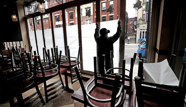 hoteles restaurantes cerrados