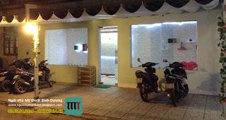thiết kế thi công trang trí phòng lạnh quán cafe bình dương