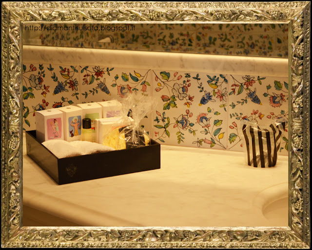 Hotel della Regina Isabella - bagni
