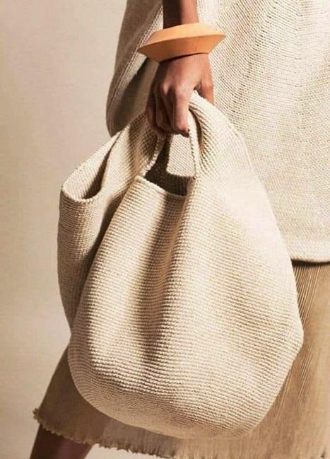 wzór torby szydełkiem