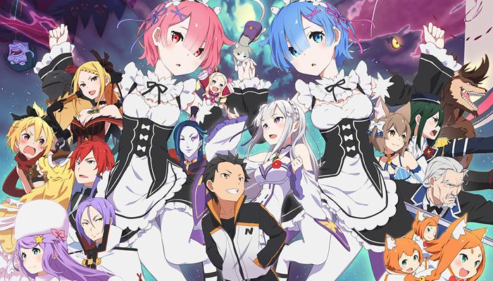 Download Opening-Ending Anime Re:Zero kara Hajimeru Isekai Seikatsu - Batch