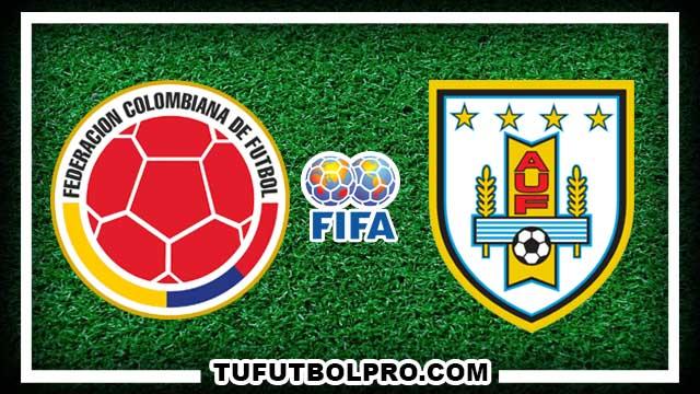 Ver Colombia vs Uruguay EN VIVO Gratis Por Internet Hoy 11 de Octubre 2016