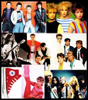 Músicas E Bandas Dos Anos 80 Chique Brega