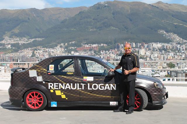 Renault, presente este sábado en el circuito RACE DAY de Yahuarcocha