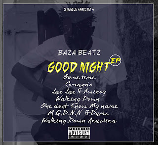 Baza Beatz -  GOOD NIGHT (EP)