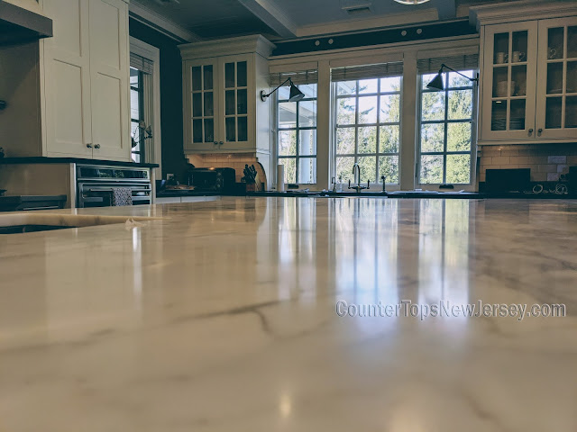Marble Countertops in NJ