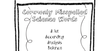 Kate's Science Classroom Cafe: Science Journals and
