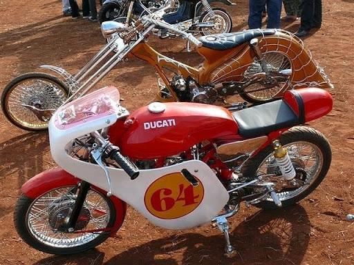 Modifikasi Motor Unik Keren lucu dan Juga Kreatif-23