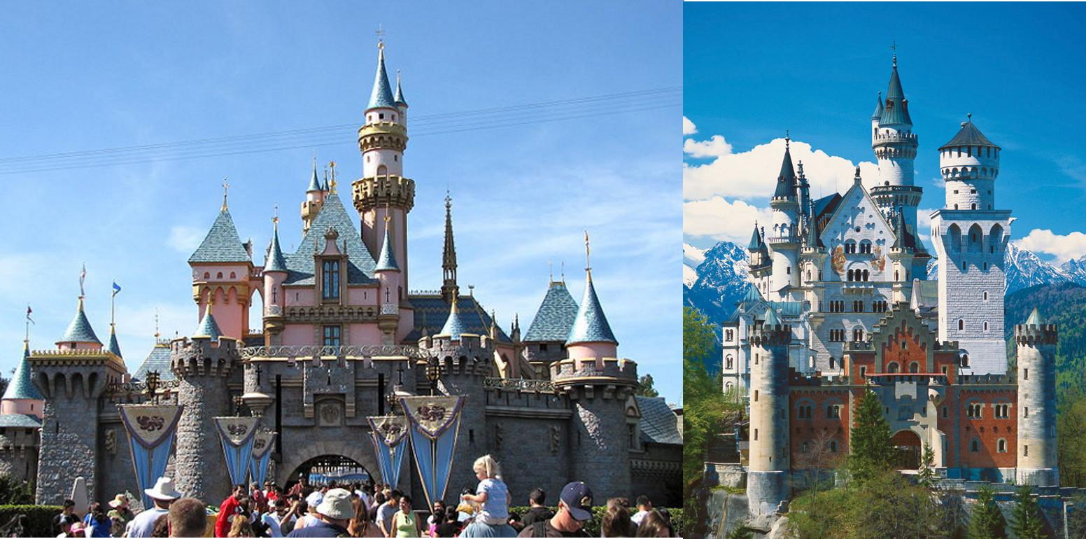 Neuschwanstein Disney