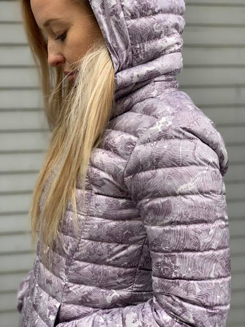 lululemon elevation-pink-multi pack-it-down-jacket
