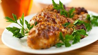 Pollo con Jengibre