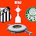 80% dos jornalistas do interior apostam em título do Palmeiras