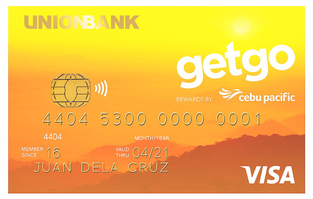 GetGo Gold Credit Card