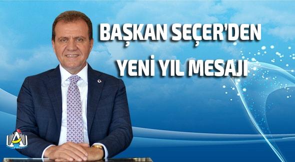 Anamur Haber, Mersin Haber, Vahap Seçer, Mersin Büyük Şehir Belediyesi, 2020 Yeni Yıl Mesajları,