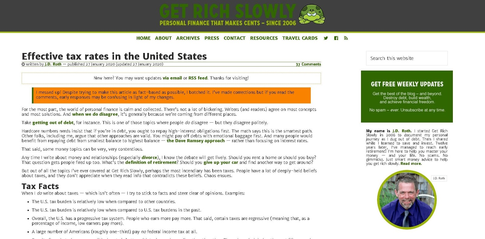 primer-nishi-dlya-bloga--get-rich-slowlyblog-niche-personal-finance