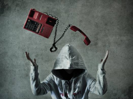 Telephonophobia