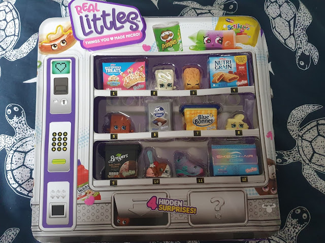 real little shopkins vending machine pack
