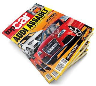 topCar Magazine – April 2011