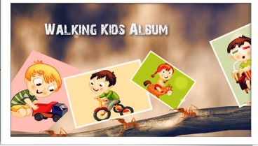 Projects – NNM-Club – Walking Kids Album – 1396343 [AEP]