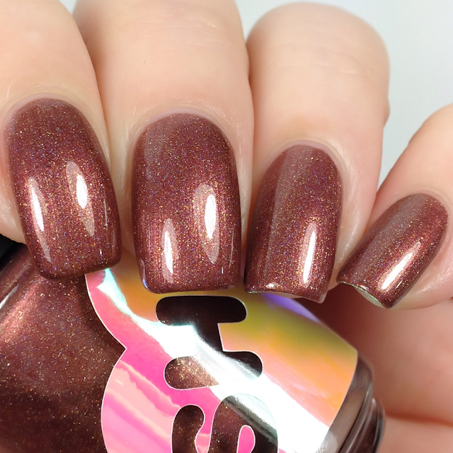 Sweet Heart Polish-Hot Dr. Pepper & Lemon??