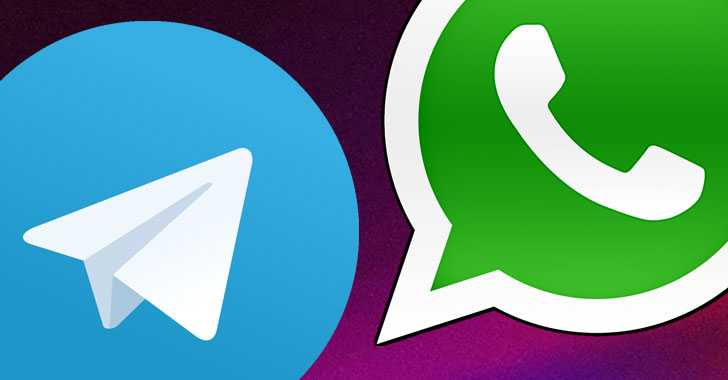 Hackers Can Manipulate Media Files You Receive Via WhatsApp and Telegram