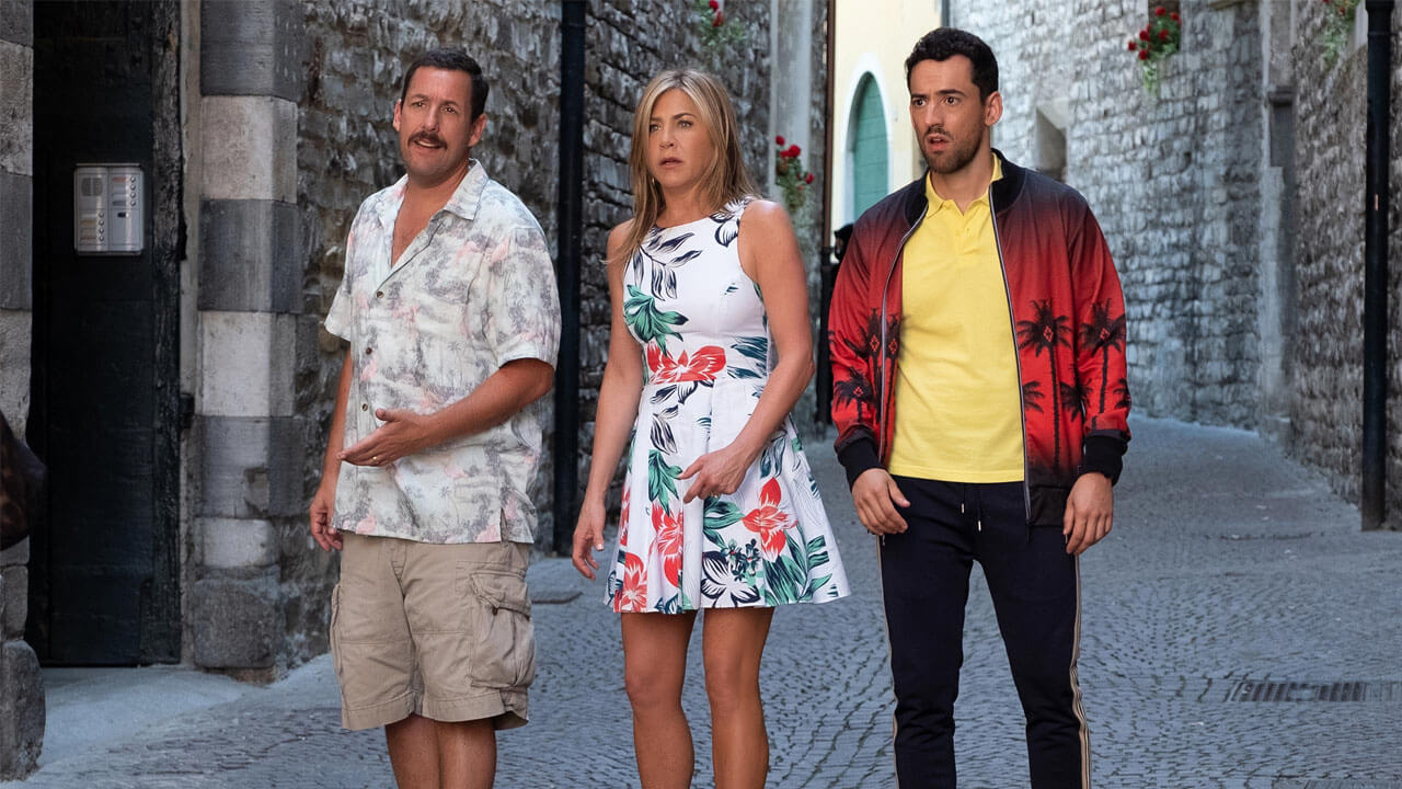 Review: 'Murder Mystery', Adam Sandler And Jennifer Aniston's