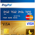 Virtual Credit Card VCC Paypal 5 Years